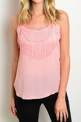 Pretty in Pink Tank