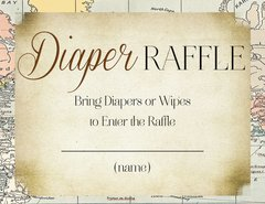 Adventure Begins Diaper Raffle