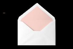Fiesta Pink Envelope