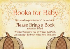 Books for Baby Pumpkin Spice