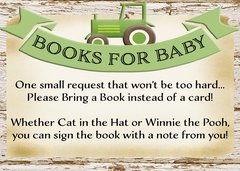 Books for Baby-Green Tractor