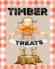 Little Lumberjack Timber Treats