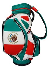 Mexico FlagBag Tour Bag