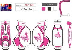 Swing-to-Cure Tour Bag
