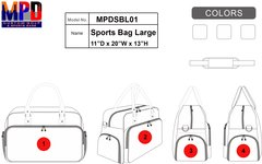 Sports Carry Bag
