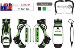 Rokstad Custom Tour Staff Bags