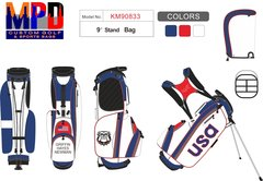 Garcia MPD Custom Golf Stand Bag