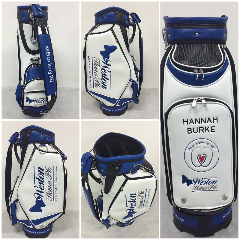 Custom golf bags mpd llc