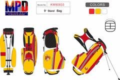 Spain FlagBag Stand Bag