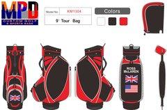 Ross MCLaren Custom Tour Bag