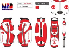 JC Custom Cart Bag