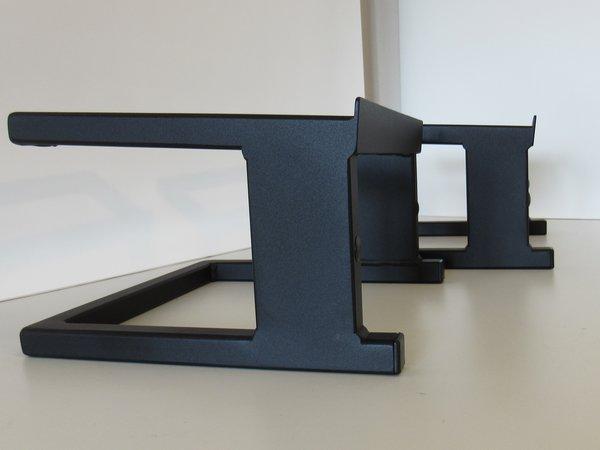 type a steel speaker stands ads l810 advent l ar 3a jbl. Black Bedroom Furniture Sets. Home Design Ideas