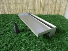 500mm Water Blade 130mm Spout Bottom Inlet