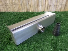 500mm Water Blade 60mm Spout Back Inlet