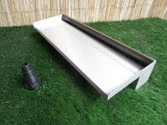 600mm Water Blade 130mm Spout Bottom Inlet
