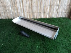 500mm Water Blade 60mm Spout Bottom Inlet
