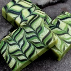 (G) Hemp in the Meadow Soap - Scented with Lemongrass -