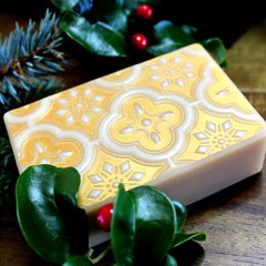 Limited 2017 Edition - Gift Of The Magi - Frankincense & Myrrh Scented Soap - Back in stock Fall 2018