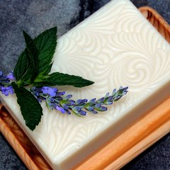 (N) Lavender Mint Scented Soap