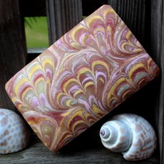 (K) Grapefruit Patchouli scented soap - Back in stock Aug 12