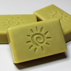 (N3) The Sun Soap - lemony scent created with essential oils - Out of stock - look for it May 6