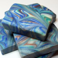 (N7A) Spirit Tree Soap - scented with essential oils made from trees