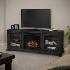 4100E Hudson Entertainment Electric Fireplace