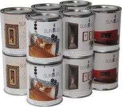 Sun Gel 13oz Fuel Cans