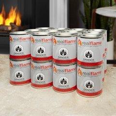 Real Flame Gel Fuel - 24 Pack
