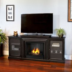 7740 Frederick Ventless Gel Entertainment Fireplace