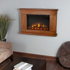 760E Jackson Slim Line Wall Hung Electric Fireplace