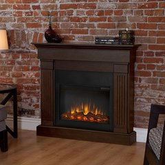 8020E Crawford Slim Electric Fireplace