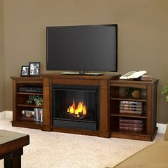 2222 Hawthorne Ventless Gel Entertainment Fireplace