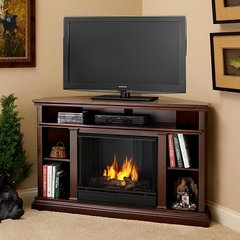 3750 Churchill Corner Entertainment Ventless Gel Fireplace