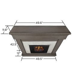 3420E Cascade Electric Fireplace