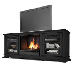 4100 Hudson Entertainment Ventless Gel Fireplace