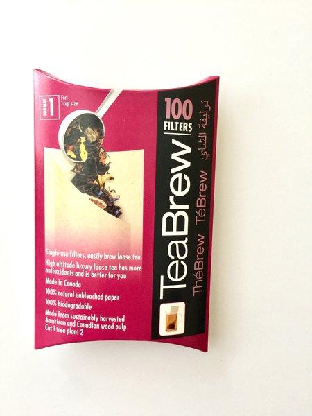 1 Cup Paper Filter(100 Sheet)