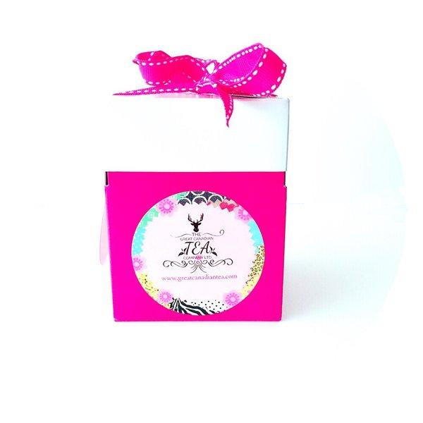 15 Count Luxury Pyramid Tea Bag