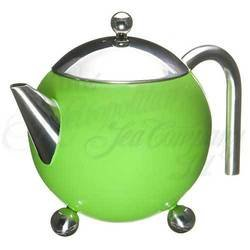 3 - Cup Tea Pot with strainer (Lime)