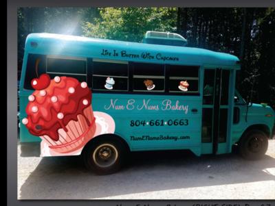 Num E Nums Bakery Mobile Cupcakery
