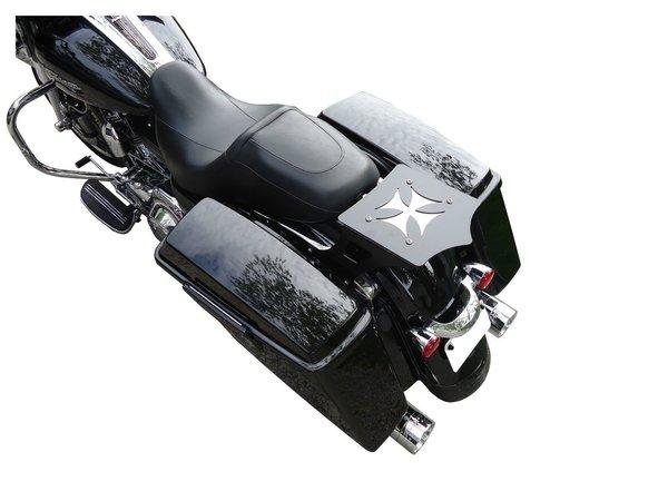 Harley Davidson Street Glide Road Glide Road King Luggage Rack Backrest