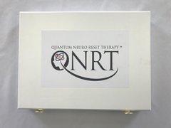 Wooden box vial test kit