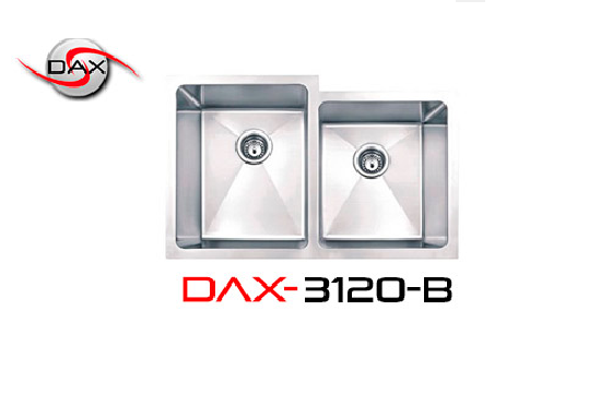DAX3120B Stainless Steel Sink