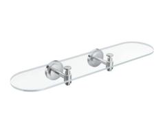 ISO Chrome Vanity Shelf
