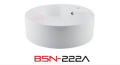 Ceramic Basin Round Over Mount DAX-BSN-222A