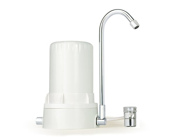 AYRO HT - Countertop Water Filter - White White