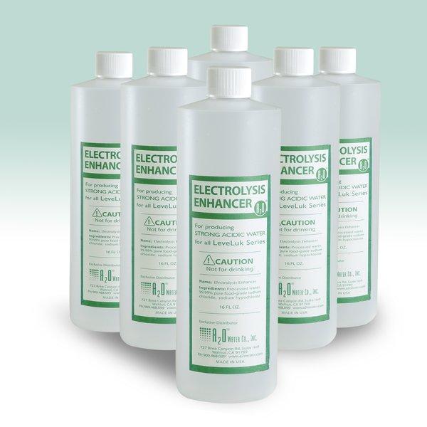 Electrolysis Enhancer 16 fl oz. (6 bottles.)