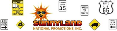 Sunnyland National Promotions