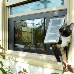 Cat Doors for Windows