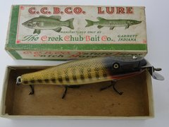Creek Chub Pikie Minnow model 700 in the BOX! VG+ Condition.
